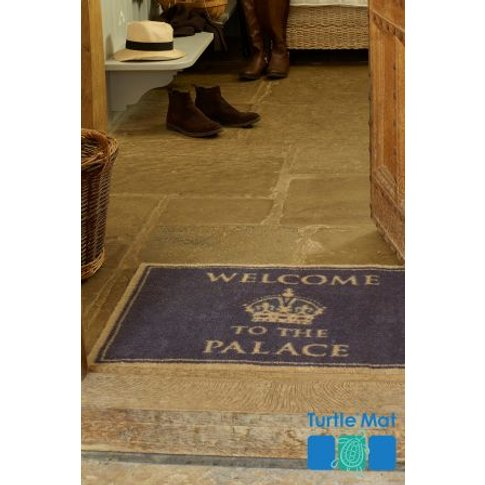 Turtle Mats Dirt Trapper Historic Palace Doormat -  ...