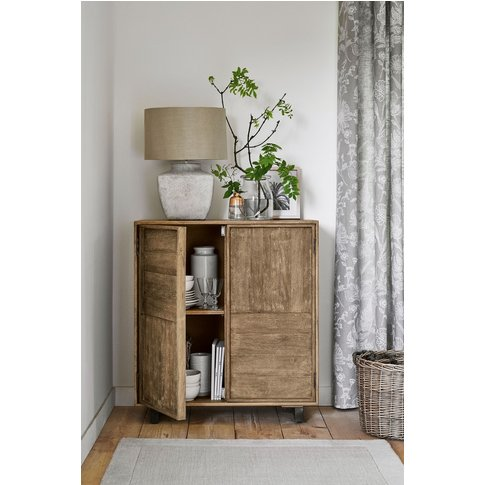 Next Agra Sideboard -  Natural