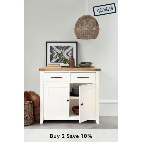 Next Thornley Painted Sideboard -  Natural