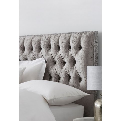 Next Parisian Ii Headboard -  Silver