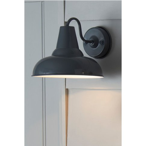 Next Salcombe Wall Light -  Grey