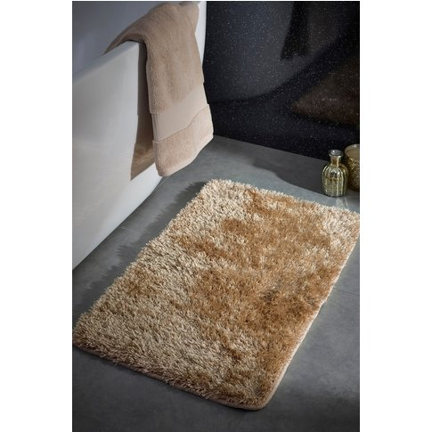 Next Sparkle Bath Mat -  Natural