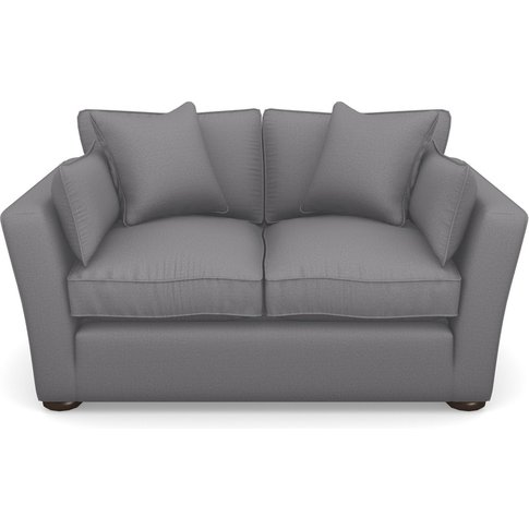 Stopham Sofabed 2.5 Seater Sofabed In Plain Linen Cotton- Thor