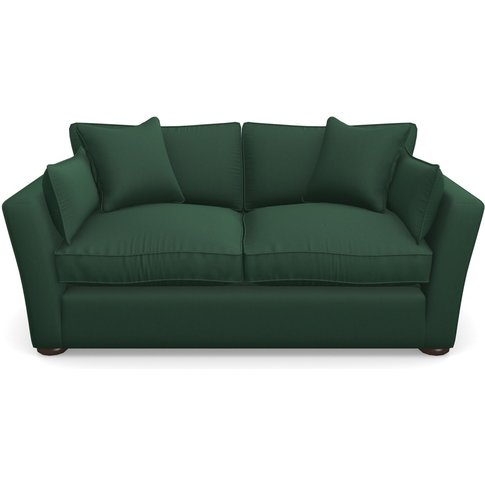 Stopham Sofabed 3 Seater Sofabed In Clever Matt Velv...