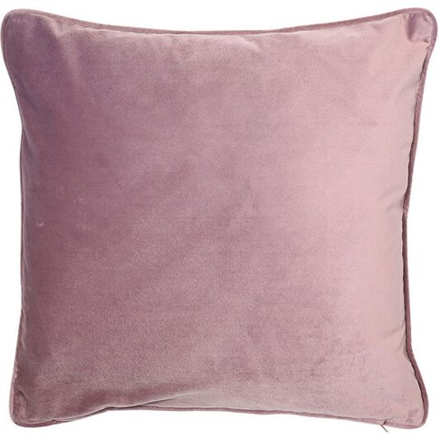 Graham & Brown Heather Luxe Cushion