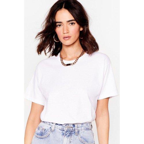 Womens Petite - T-Shirt Basique - Nasty Gal - Modalova