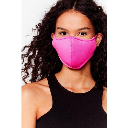Womens Masque Facial Tendance Basique - Nasty Gal - Modalova