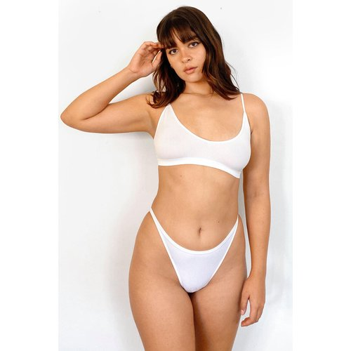 Womens String Sans Coutures Intime Conviction - Nasty Gal - Modalova