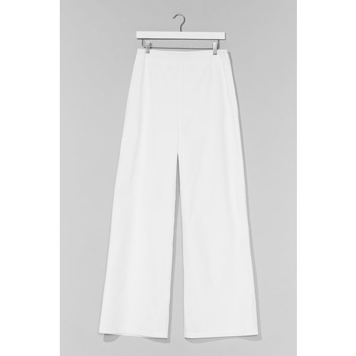 Womens Pantalon De Tailleur Large Fière Allure - Nasty Gal - Modalova