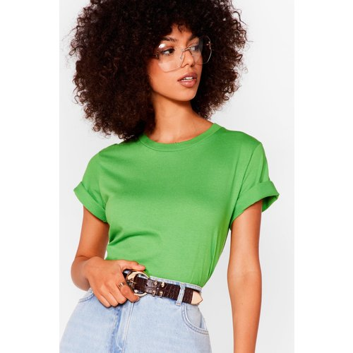 Womens T-Shirt Ample Basique - Nasty Gal - Modalova