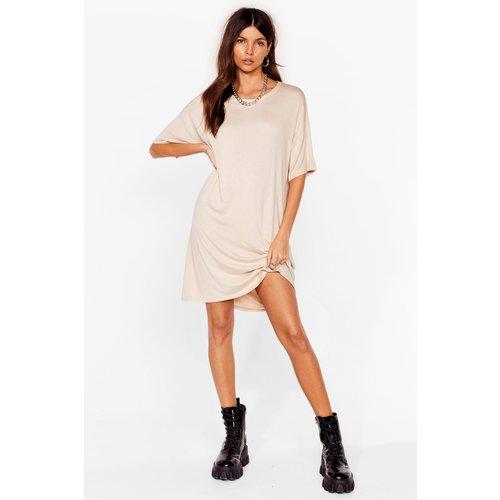 Womens Dressing Gown T-Shirt Basique T À Croquer - Nasty Gal - Modalova