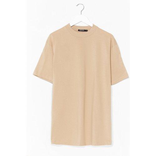 Womens T-Shirt Basique Basique Mais Stylée - Nasty Gal - Modalova