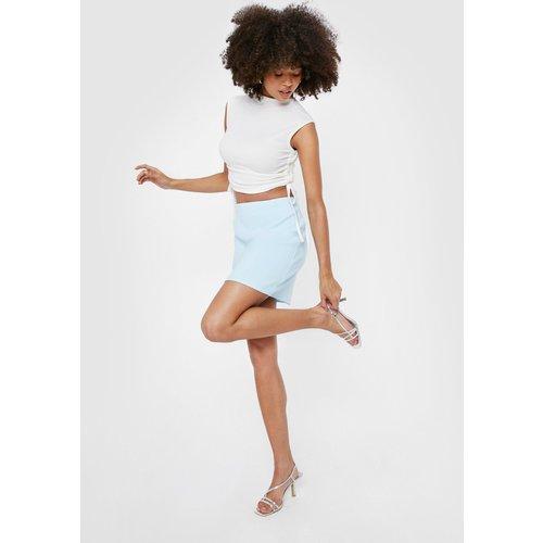 Womens Mini Jupe Taille Haute Des Mini Calîns Stp - Nasty Gal - Modalova