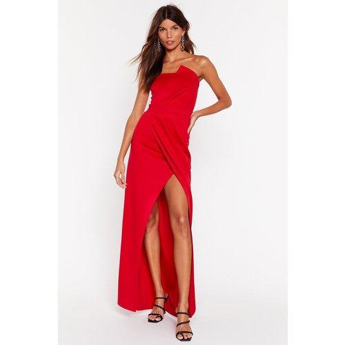 Womens Dressing Gown Bustier Longue Une Nuit Mémorable - Nasty Gal - Modalova