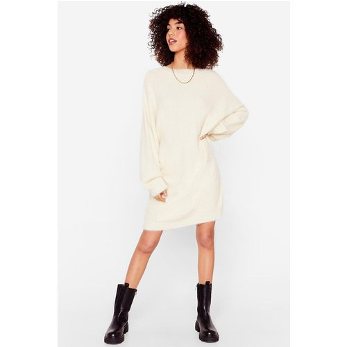 Dressing Gown Pull Oversize Prends Le Large - Nasty Gal - Modalova
