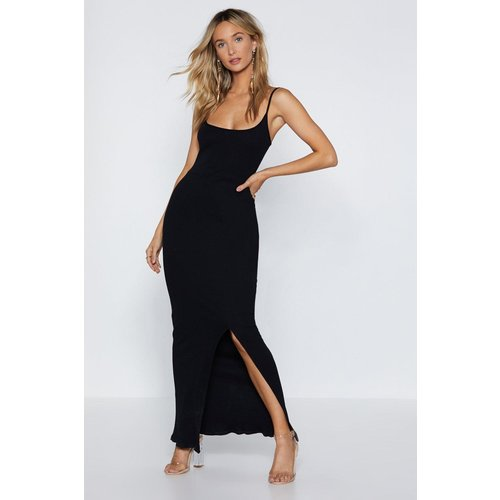 Womens Take Me Out Maxi Dress - Nasty Gal - Modalova