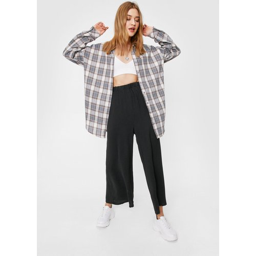Pantalon Large Grand Format - Nasty Gal - Modalova