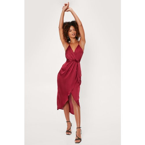 Dressing Gown Portefeuille Coup De Foudre - Nasty Gal - Modalova