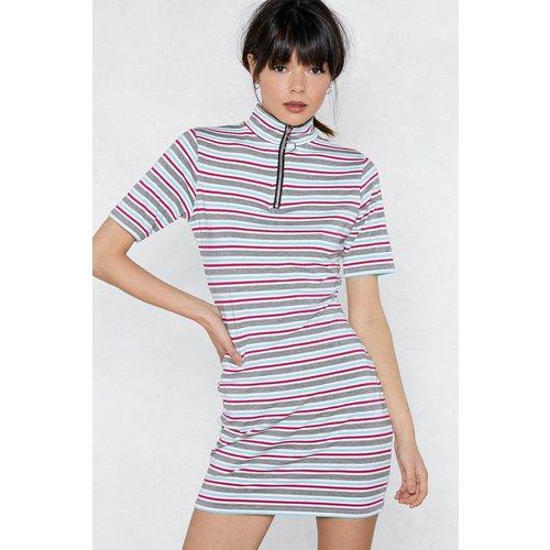 O Baby Baby Striped Dress - Nasty Gal - Modalova