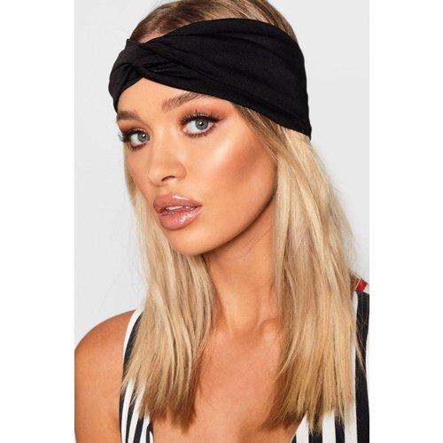 Bandeau Pour Cheveux Noué Devant - boohoo - Modalova