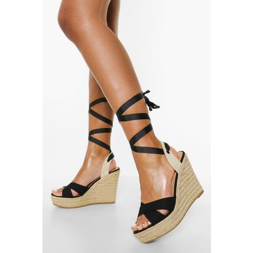 Chaussures À Talons Compensés - boohoo - Modalova