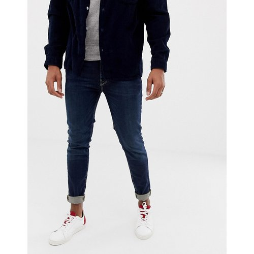 Jeans im Sale - Selected Homme - Skinny-Jeans in mittelblauer Waschung - Blau