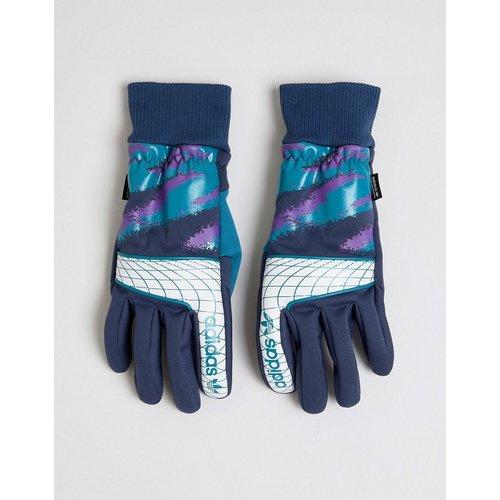 ADIDAS Adidas Skateboarding - Blaue Torwart-Handschuhe - Blau