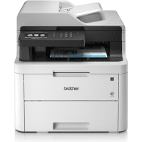 Brother Brother MFC-L3730CDN Colour LED Laser Multifunction Printer