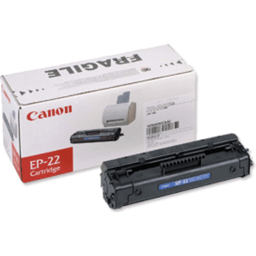 Canon Canon EP-22 Black Toner Cartridge (Original)