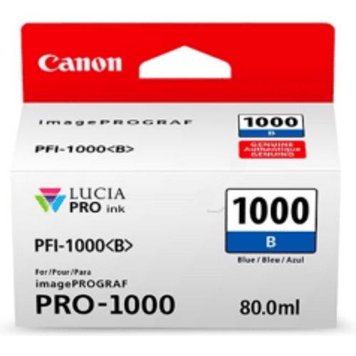 Canon Canon PFI-1000B Blue Ink Cartridge (Original)