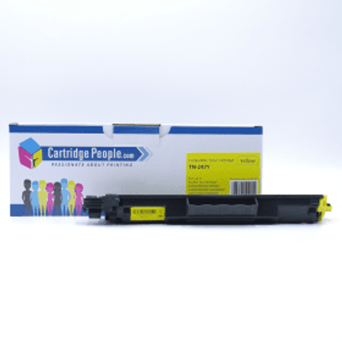 Brother Compatible Brother TN-247Y Yellow Toner Cartridge (Own Brand)