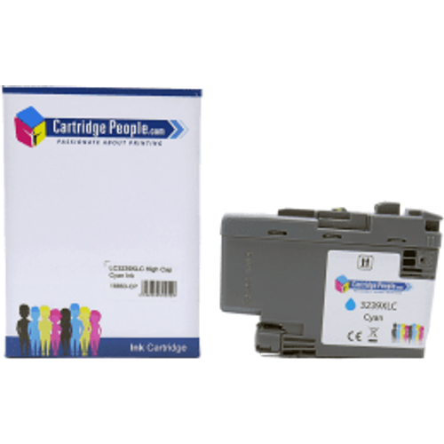 Brother Cartridge People Compatible Brother LC3239XL High Capacity Cyan Ink Cartridge (Own Brand)