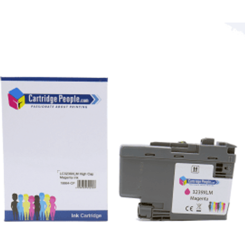 Brother Cartridge People Compatible Brother LC3239XL High Capacity Magenta Ink Cartridge (Own Brand)