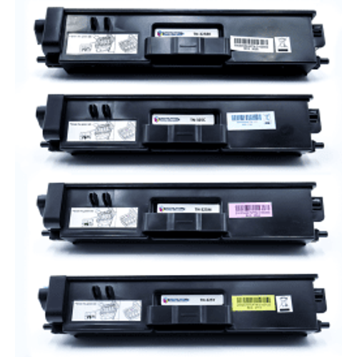 Brother Compatible Brother TN-325BK/C/M/Y High Capacity Black & Colour Toner Cartridge 4 Pack (Own Brand)