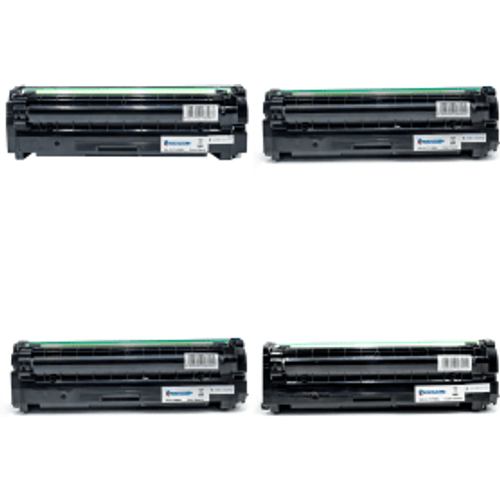 Samsung Compatible CLT-506L Black & Colour High Capacity Toner Cartridge Multipack (Own Brand)