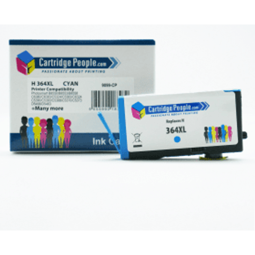 HP Compatible HP 364XL Cyan Ink Cartridge (Own Brand)