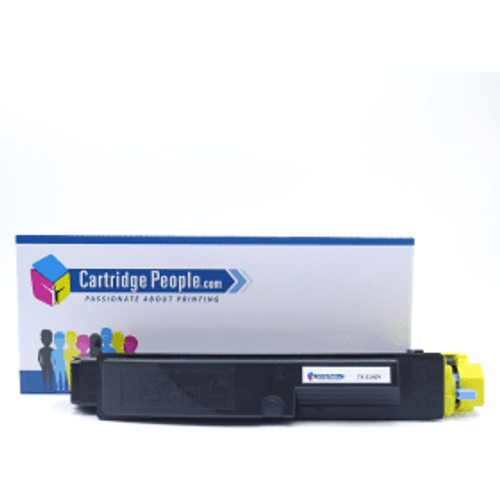 Kyocera Compatible Kyocera TK-5140Y (1T02NRANL0) Yellow Toner Cartridge (Own Brand)