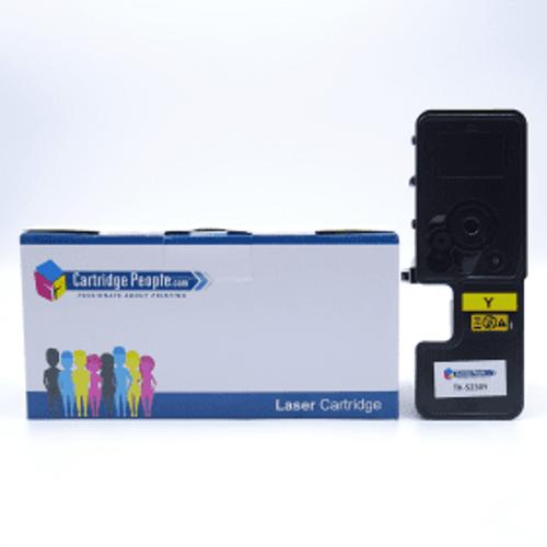 Kyocera Compatible Kyocera TK-5230Y (1T02R9ANL0) Yellow Toner Cartridge (Own Brand)