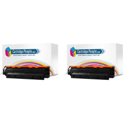 HP Compatible HP 304A ( CC530A ) Black Toner Cartridge Twinpack (Own Brand)