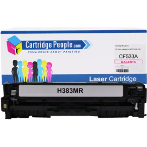 HP Compatible HP 304A Magenta Toner Cartridge (Own Brand) - CC533A