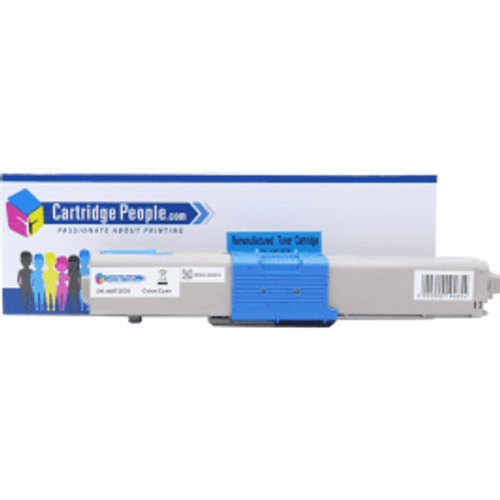 OKI Compatible OKI 44973535 Cyan Toner Cartridge (Own Brand)