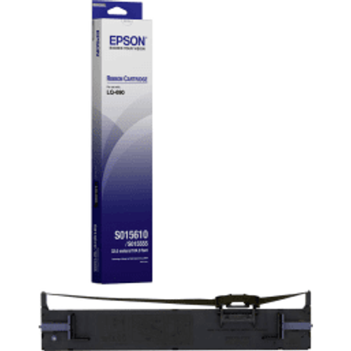 Epson Epson C13S015610 Original Black Fabric Ribbon