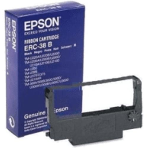 Epson Epson ERC-38 (C43S015374) Original Black Fabric Ribbon
