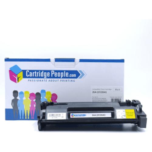 HP Compatible HP 26A Black Toner Cartridge (Own Brand) - CF226A