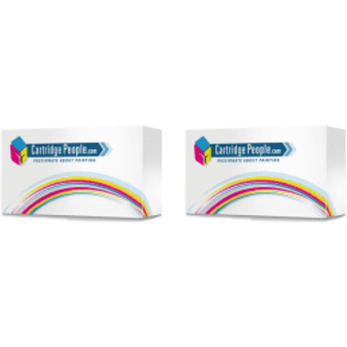 HP Compatible HP 312X ( CF380X ) Compatible High Yield Black Toner Cartridge Twinpack (Own Brand)