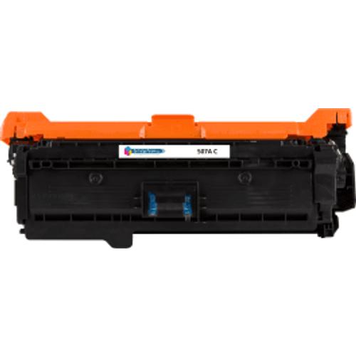 HP Compatible HP 507A Cyan Toner Cartridge (Own Brand) - CE401A