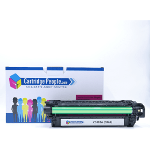 HP Compatible HP 507A Magenta Toner Cartridge (Own Brand)- CE403A