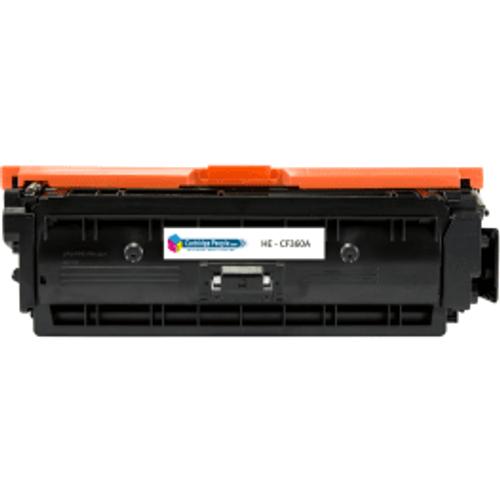 HP Compatible HP 508A Black Toner Cartridge (Own Brand)- CF360A
