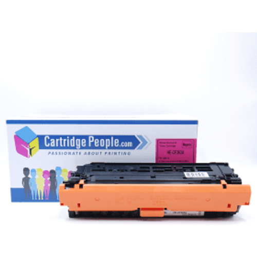 HP Compatible HP 508A Magenta Toner Cartridge(Own Brand) - CF363A