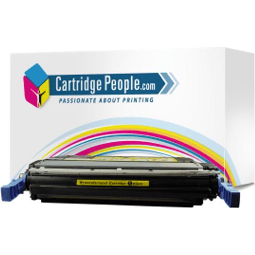 HP Compatible HP 643A Yellow Toner Cartridge- Q5952A